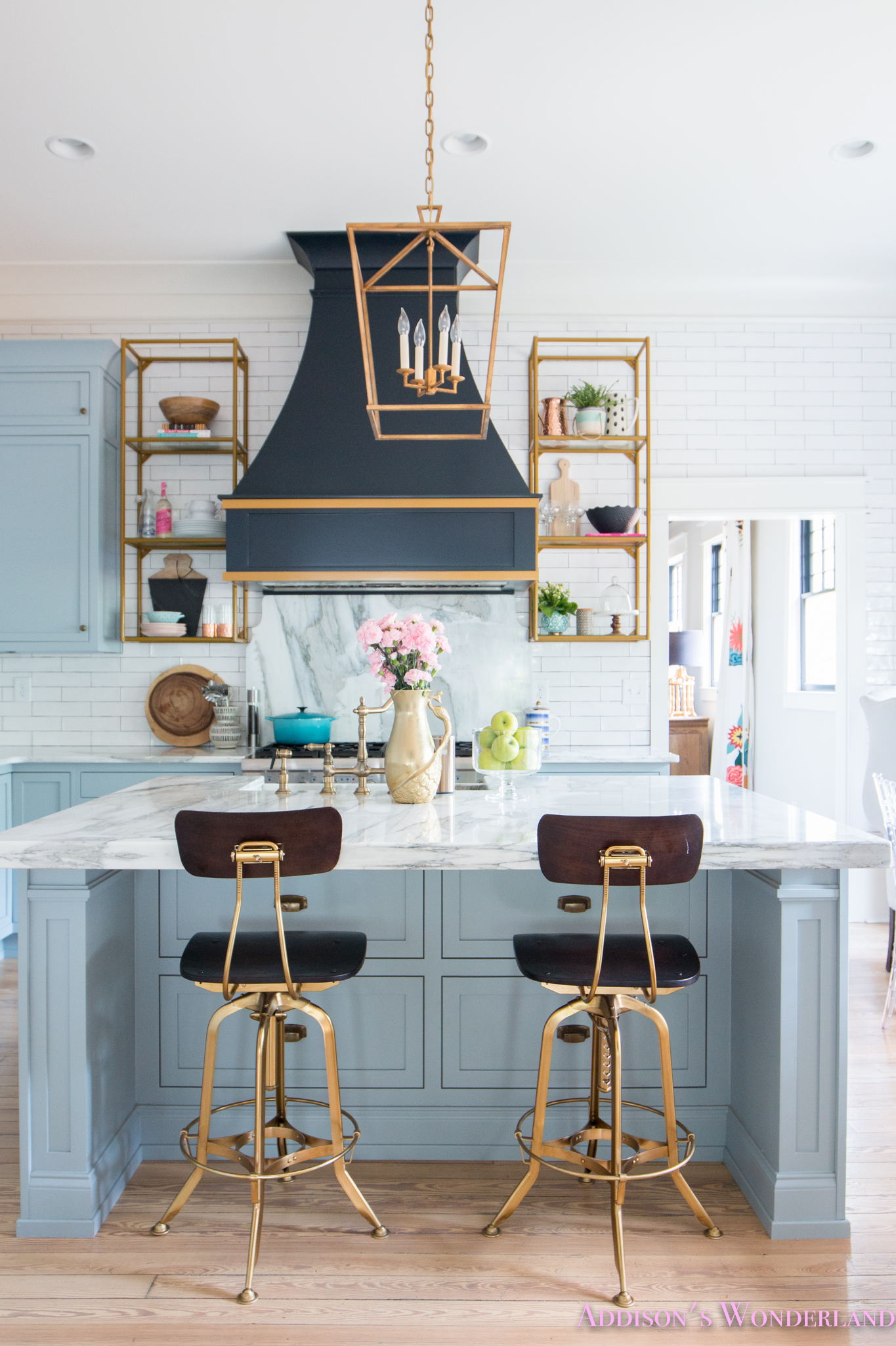 how to clean marble kitchen countertops