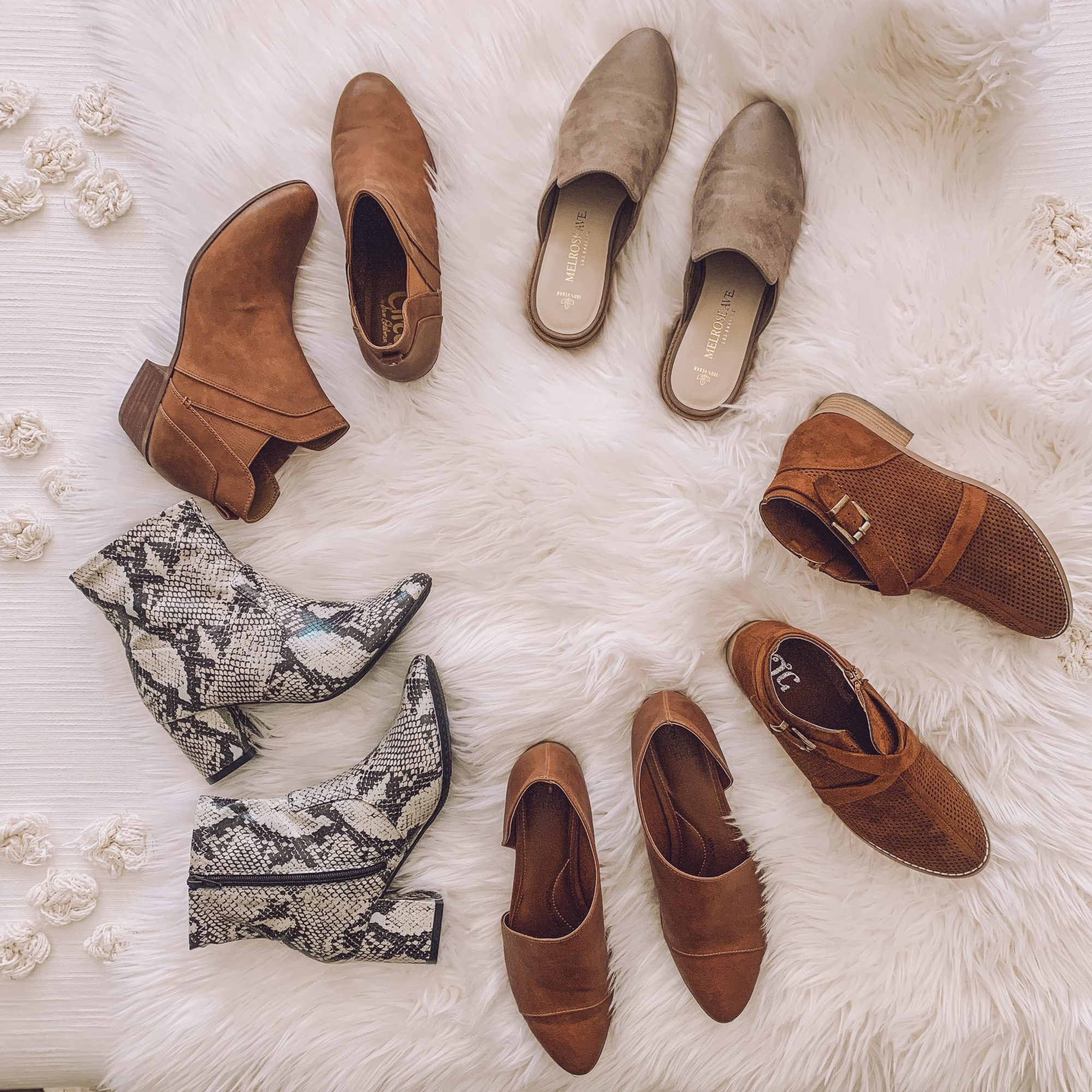 The CUTEST and Most Affordable Fall Women's Shoes…