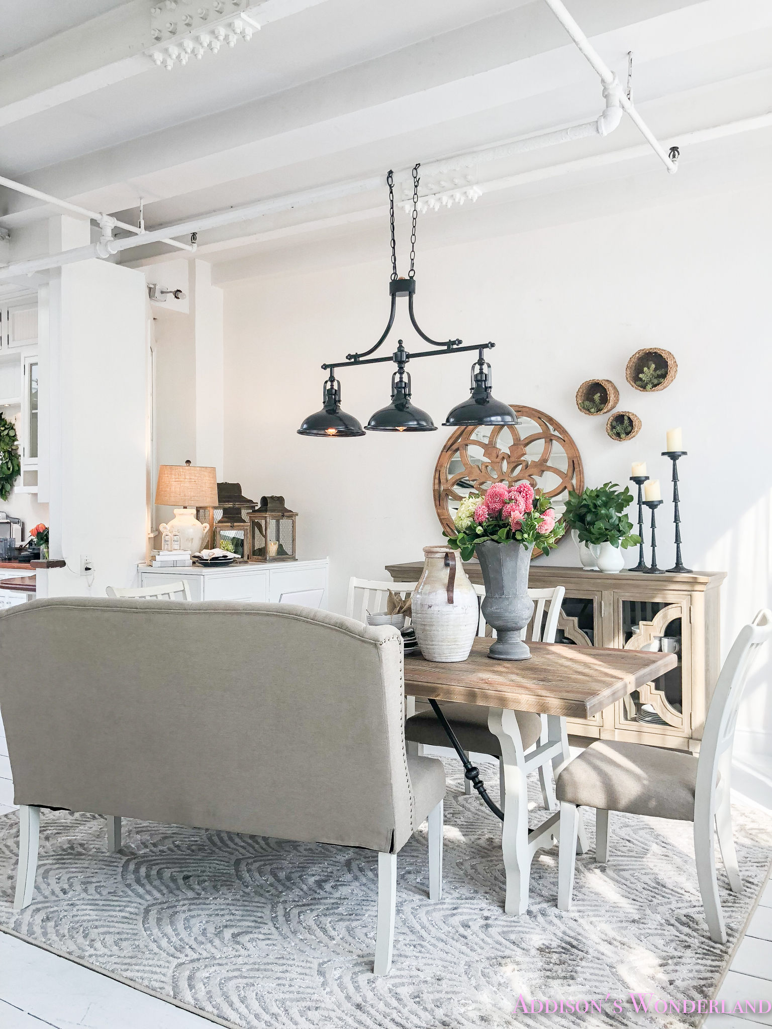 Ashley Homestore S New Modern Farmhouse Furniture Line