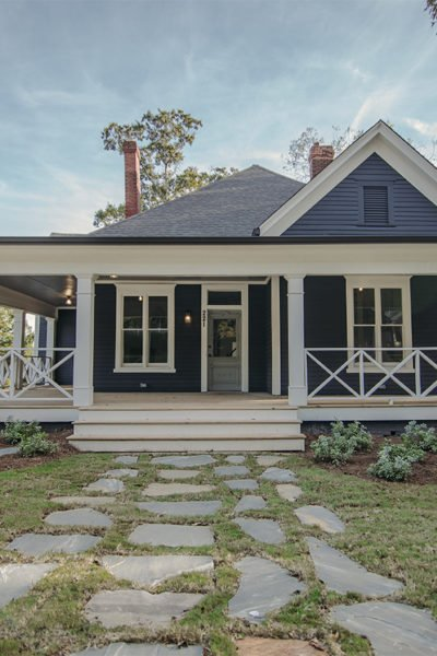 The Full Reveal of Our Historic Fixer Upper Flip House!