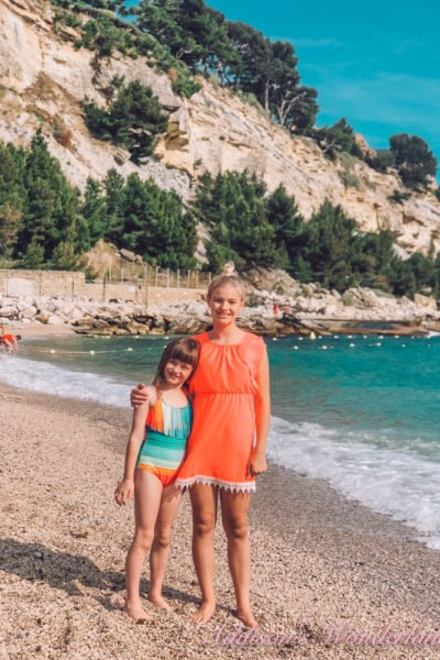 Part One of Our Summer Adventure- Barcelona, Spain & Cassis, France!