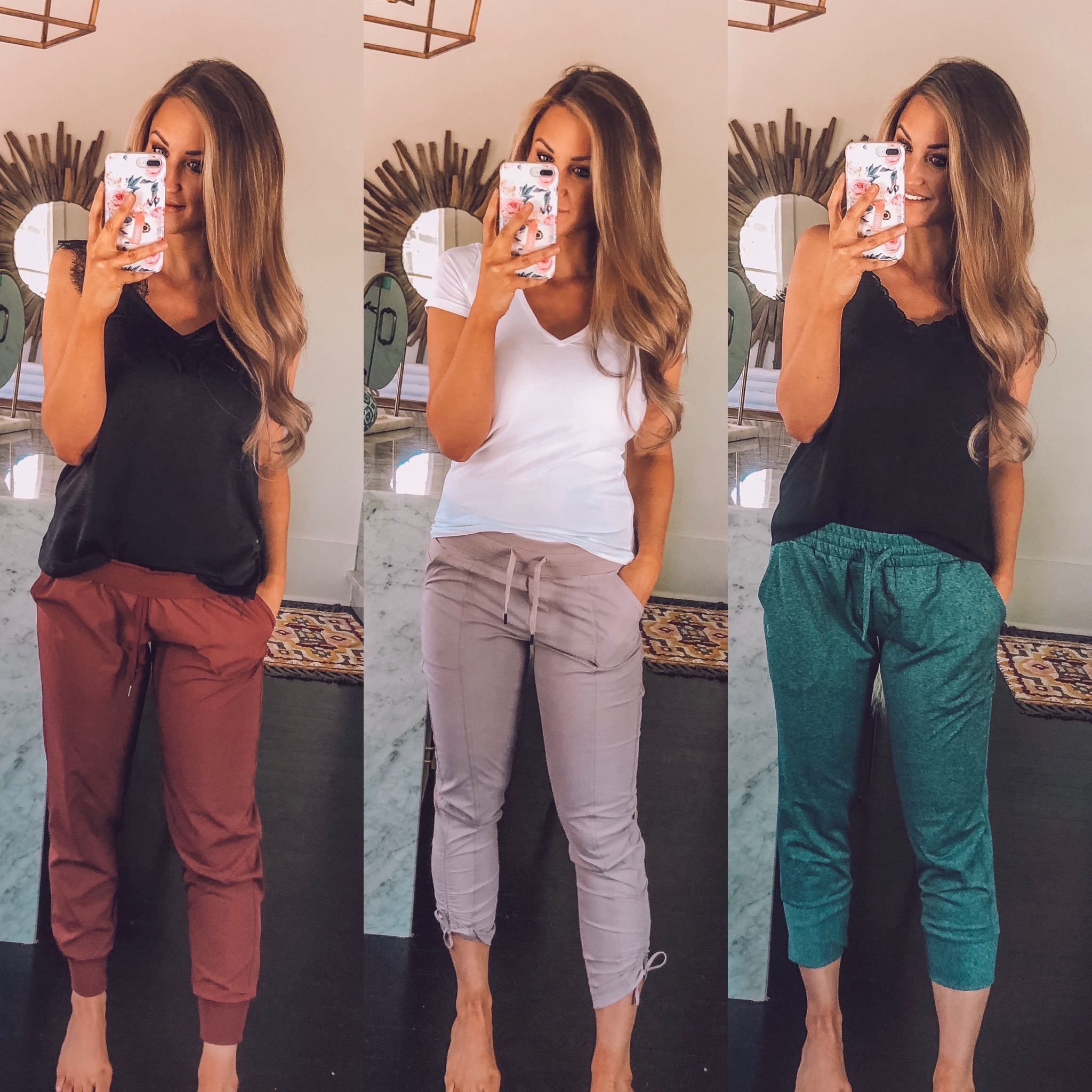 The Cutest & Coziest Women's Joggers… OBSESSED!