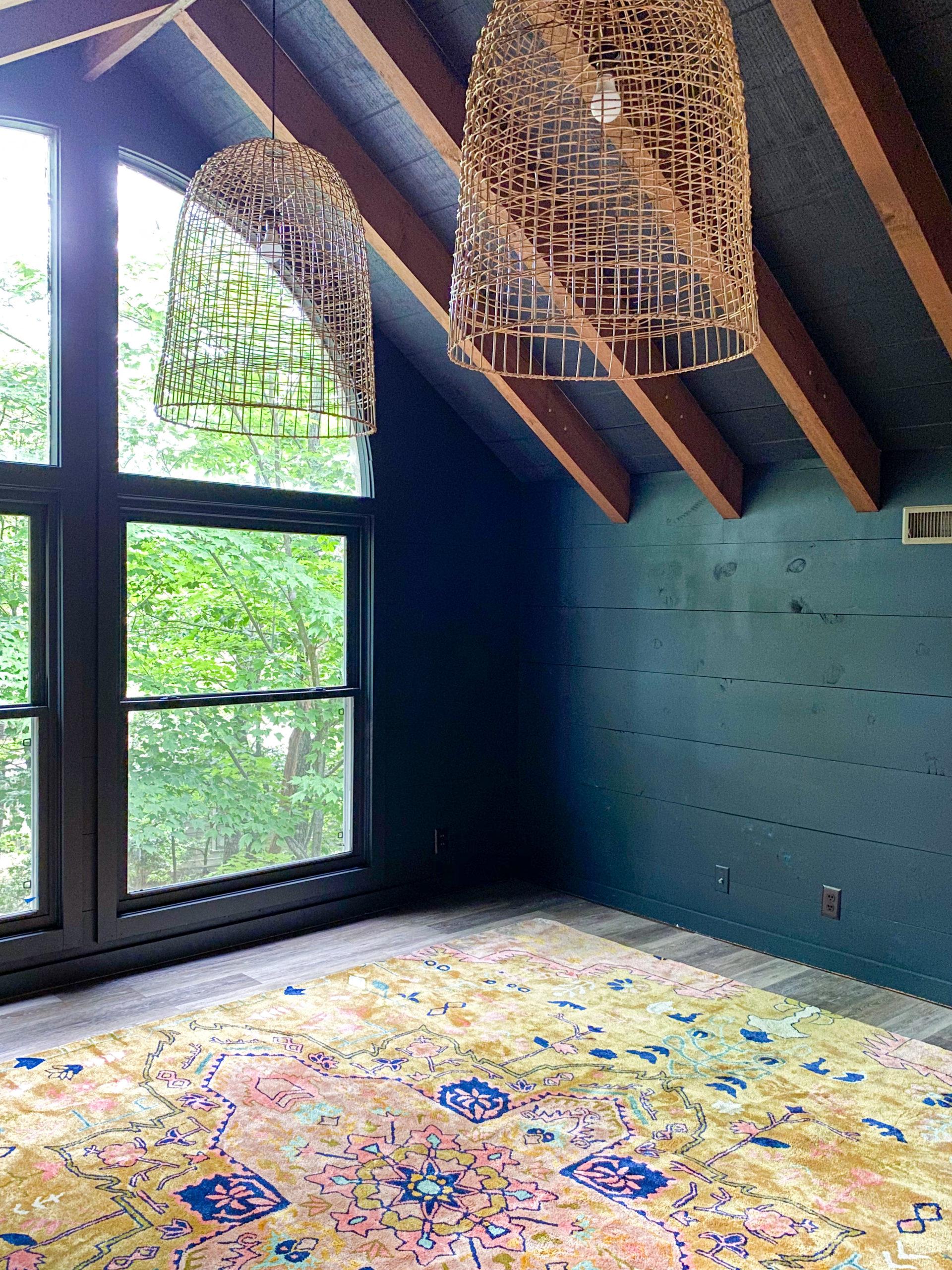 A Little Cabin Update…