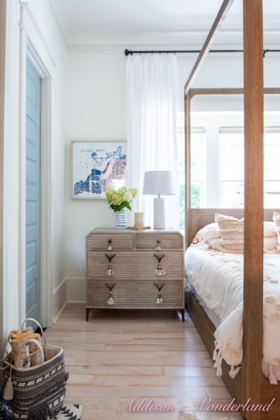 My Fresh New Light & Bright Master Bedroom Reveal…