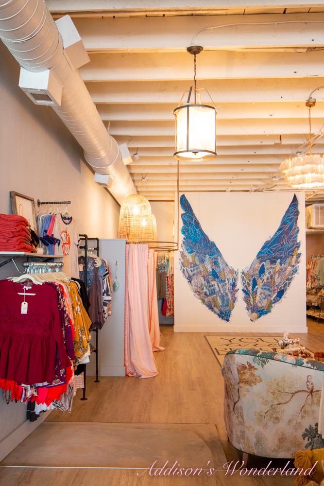 The FULL TOUR Inside Addison's Wonderland Boutique