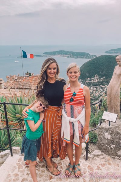 Part Two of Our Summer Adventure- Antibes, France!